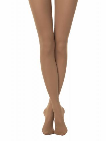 women's polyamide tights PRESTIGE 70 8С-50СП, размер 2, цвет bronz