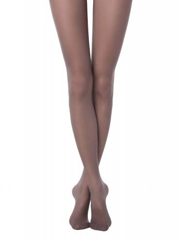 women's polyamide tights PRESTIGE 40 8С-45СП, размер 2, цвет fumo