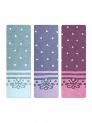 Children's cotton tights TIP-TOP 4С-04СП, размер 116-122 (18), цвет lavender