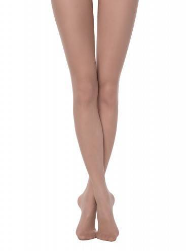 women's polyamide tights DRESS CODE 8 14С-17СПD, размер 2, цвет beige