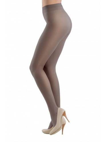 women's polyamide tights PRESTIGE 20 8С-43СП, размер 2, цвет grafit