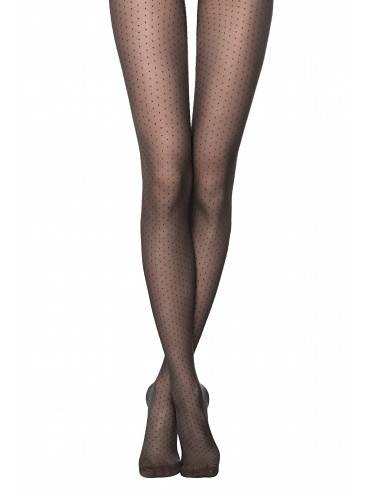 women's polyamide tights PERLA 8С-67СП, размер 2, цвет mocca
