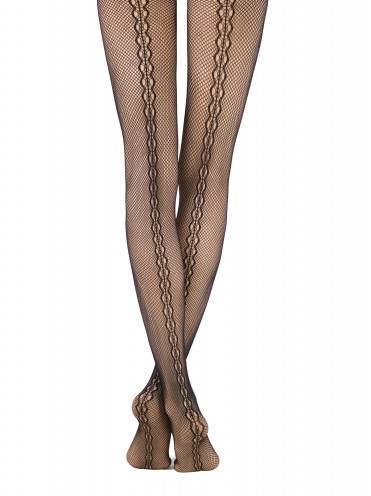 women's polyamide tights DREAM 12С-23СП, размер 2, цвет grafit