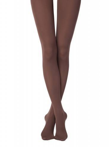 women's polyamide tights TRIUMF 220 8С-58СП, размер 2, цвет mocca