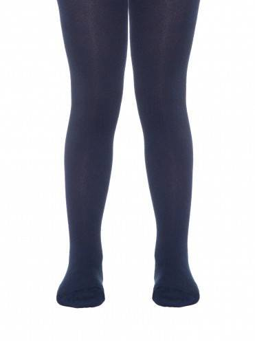 children's cotton tights CLASS (thin) 7С-31СП, размер 104-110 (16), цвет navy