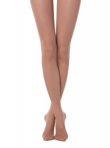 women's polyamide tights TANGO 40 8С-46СП, размер 2, цвет natural