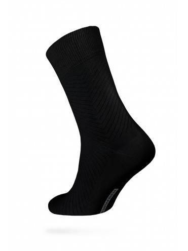 Men's socks CLASSIC COOL EFFECT 7С-23СП, размер 25, цвет black