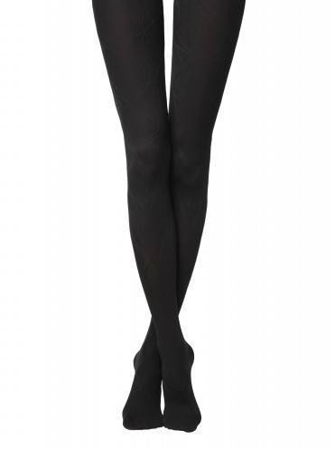 women's polyamide tights VERBENA 14С-99СП, размер 2, цвет nero
