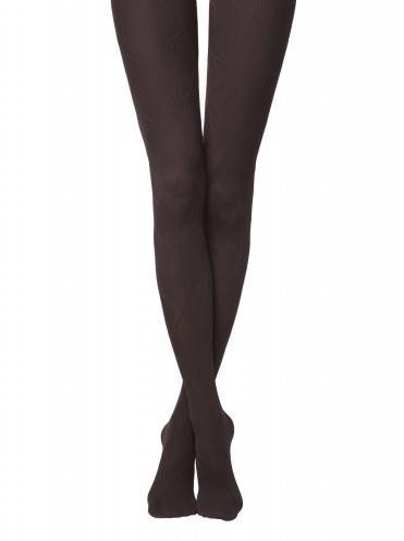 Women's polyamide tights VERBENA 14С-99СП, размер 2, цвет grafit
