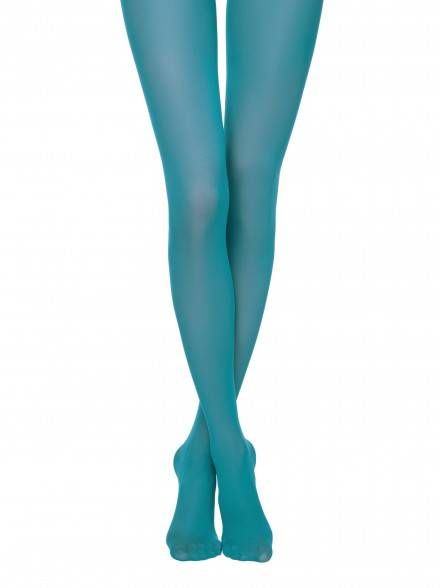 women's polyamide tights COLOURS TOP 8С-24СП, размер 2, цвет marino