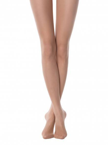 women's polyamide tights TOP SOFT 20 14С-36СП, размер 2, цвет natural