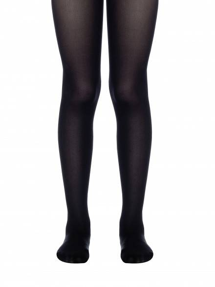 children's polyamide tights ONLY TEENS 40 12С-46СП, размер 152-158, цвет nero