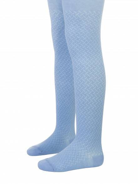 children's cotton tights CLASS (thin) 7С-31СП, размер 128-134 (20), цвет blue