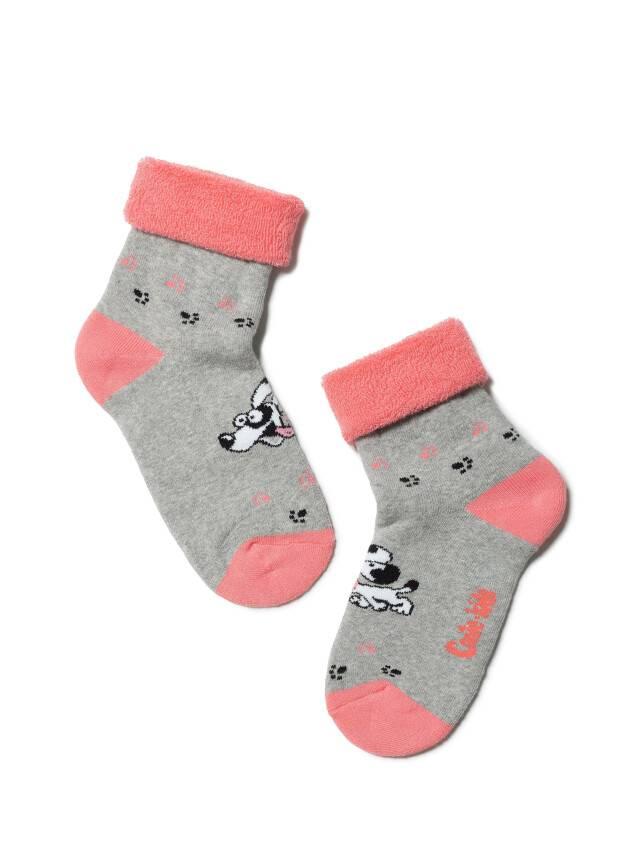Children's socks CONTE-KIDS SOF-TIKI, s.16, 223 grey - 1