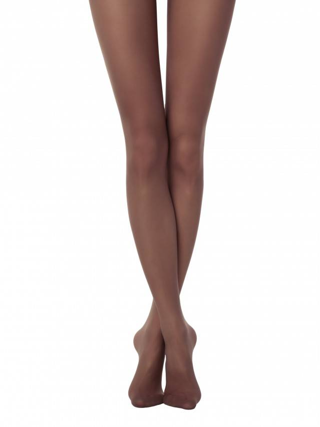 Women's tights CONTE ELEGANT IDEAL 40, s.2, mocca - 1