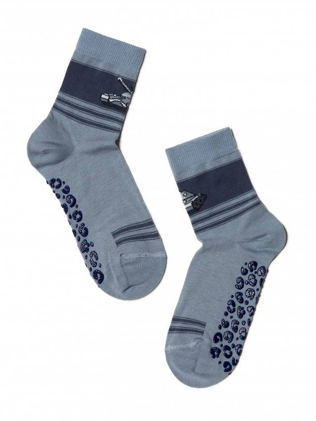 Children's socks CONTE-KIDS TIP-TOP, s.16, 161 grey - 1