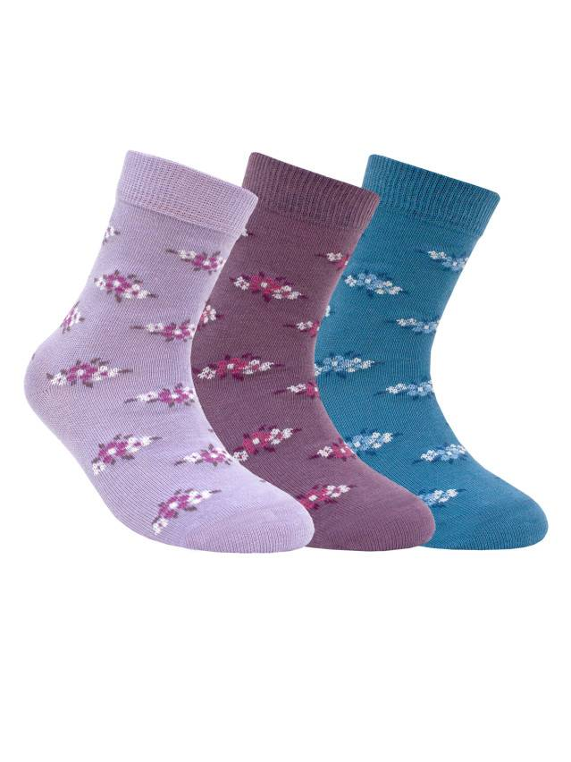 Children's socks CONTE-KIDS TIP-TOP, s.20, 183 lilac - 1