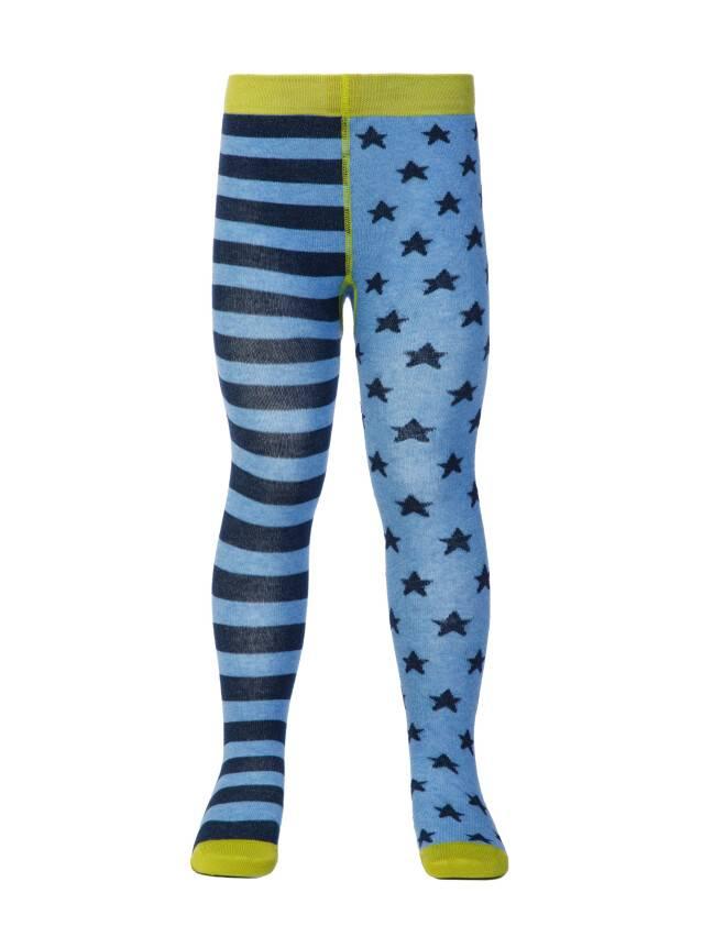Children's tights CONTE-KIDS TIP-TOP, s.62-74 (12),358 blue - 1