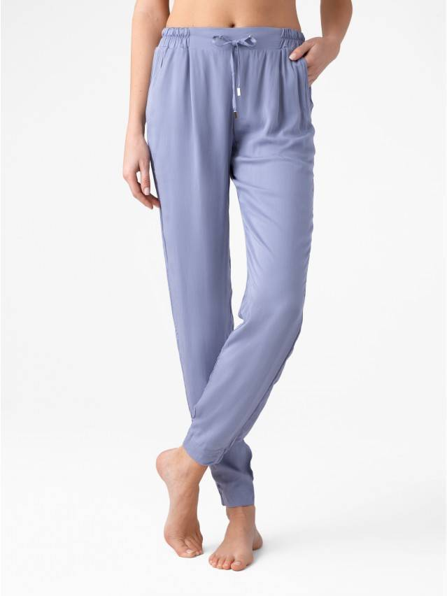 Women's trousers CONTE ELEGANT FORLI, s.164-64-92, grey - 1