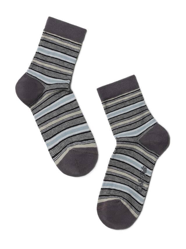 Children's socks CONTE-KIDS TIP-TOP, s.16, 195 grey - 1