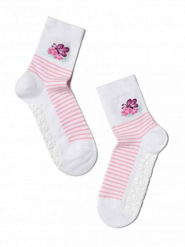 Children's socks CONTE-KIDS TIP-TOP, s.16, 160 white - 1