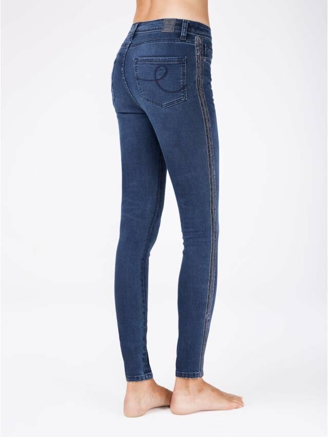 Denim trousers CONTE ELEGANT CON-99, s.170-90, navy - 2
