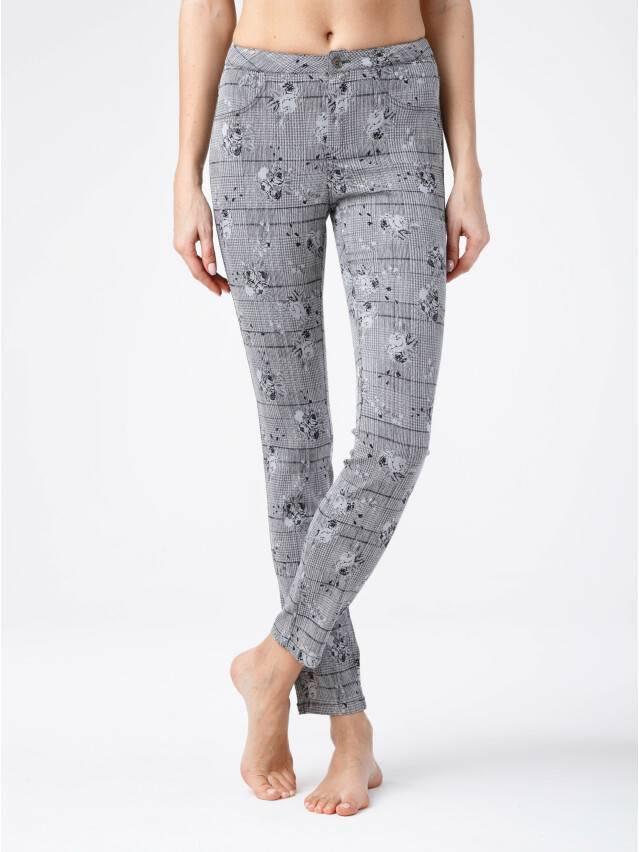 Women's trousers CONTE ELEGANT TEONA, s.164-64-92, fumo - 1
