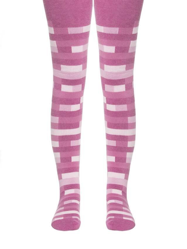 Children's tights CONTE-KIDS SOF-TIKI, s.116-122 (18),393 pink - 1