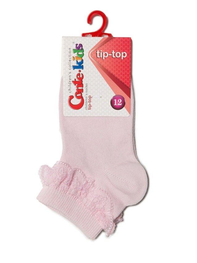 Children's socks CONTE-KIDS TIP-TOP, s.12, 000 light pink - 2