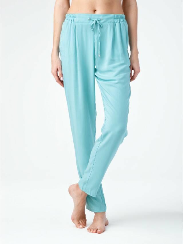 Women's trousers CONTE ELEGANT MONTANA, s.164-64-92, sky-blue - 1