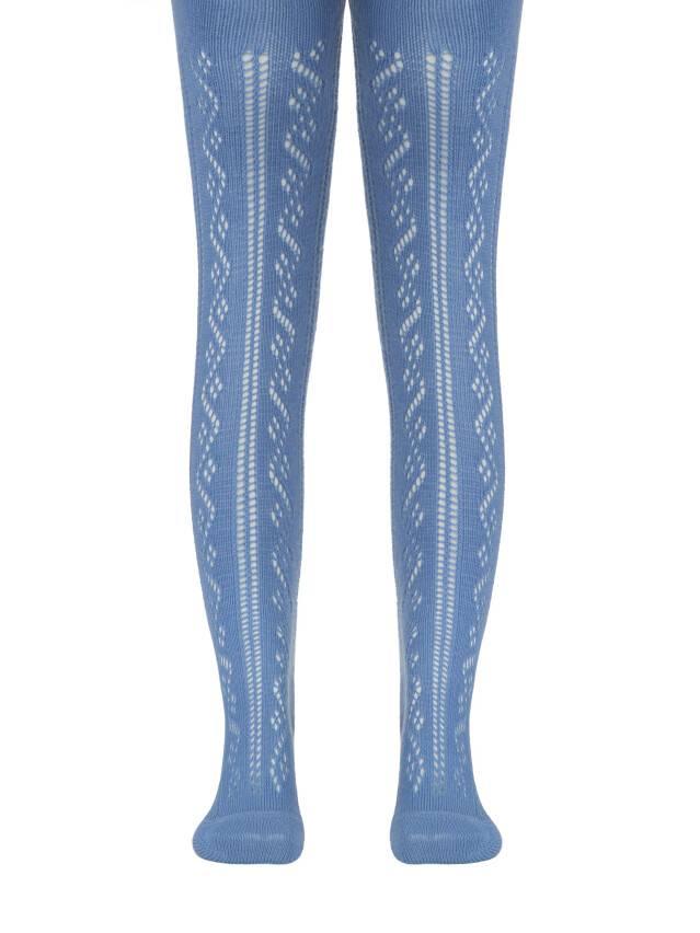Children's tights CONTE-KIDS MISS, s.62-74 (12),266 blue - 1