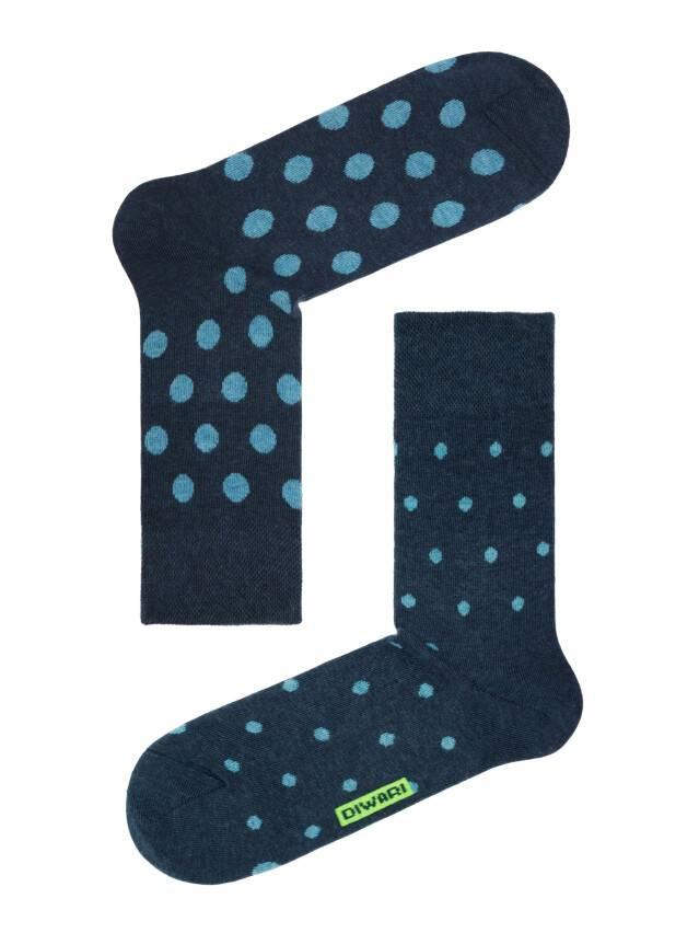 Men's socks DiWaRi HAPPY, s. 40-41, 049 navy-blue - 1