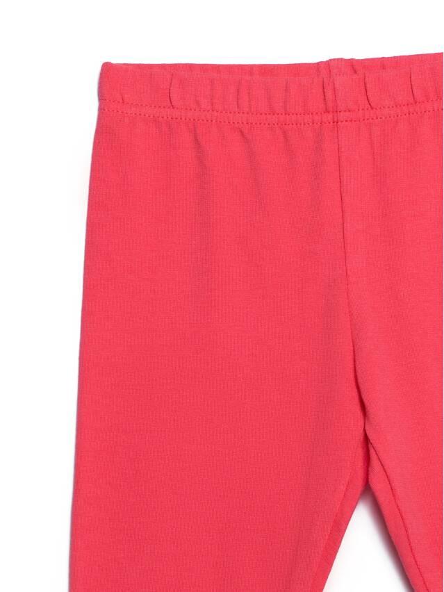 Knee pants for girl CONTE ELEGANT NINETTE, s.134,140-72, coral - 5