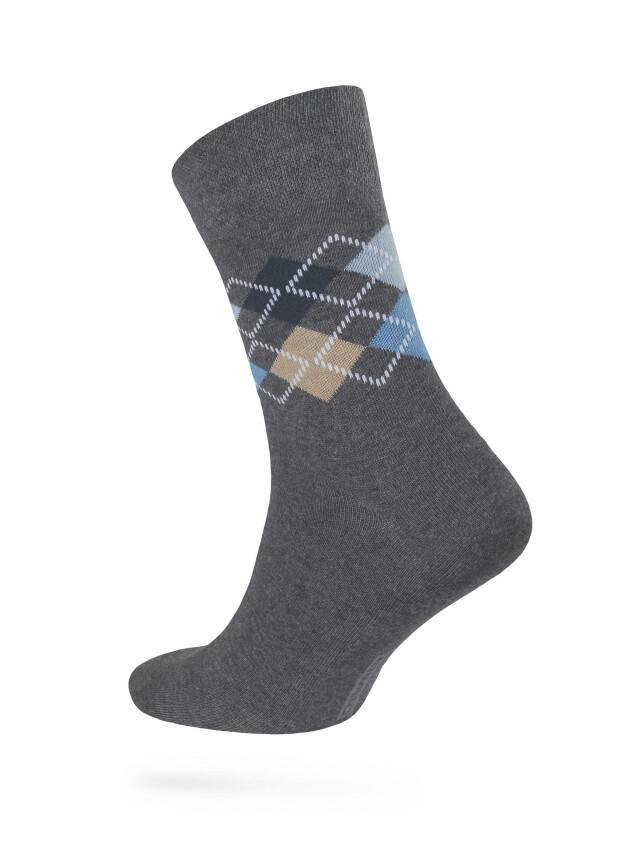 Men's socks DiWaRi COMFORT, s. 40-41, 014 dark grey - 1