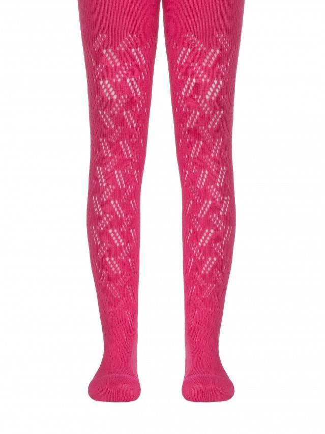 Children's tights CONTE-KIDS MISS, s.62-74 (12),265 pink - 1