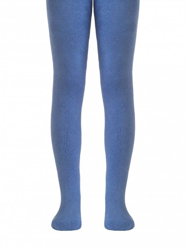 Children's tights CONTE-KIDS SOF-TIKI, s.104-110 (16),000 light denim - 1