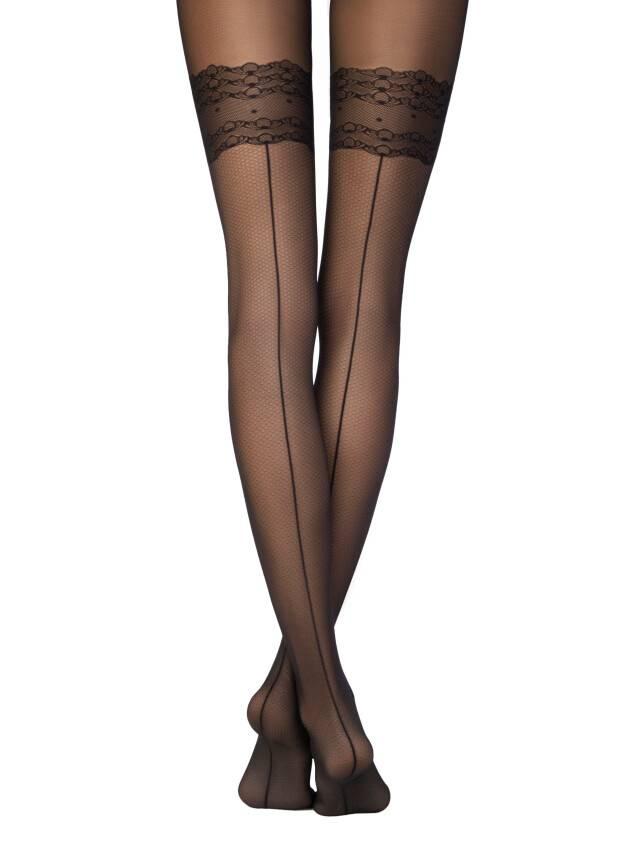 Women's tights CONTE ELEGANT ESSENCE, s.2, nero - 1