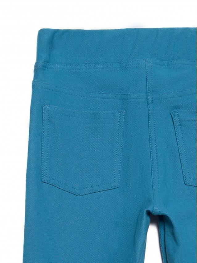 Leggings for girls CONTE ELEGANT ALBA, s.122,128-64, sea-green - 5