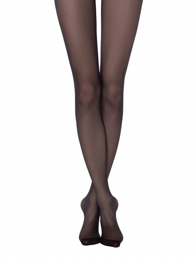 Women's tights CONTE ELEGANT PRESTIGE 12, s.2, nero - 1