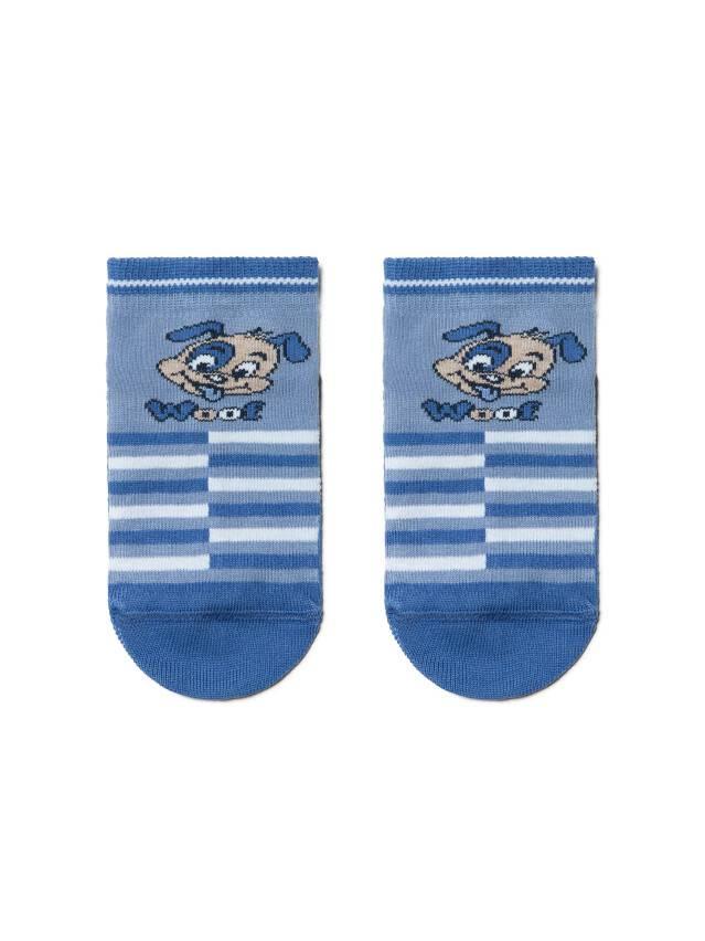 Children's socks CONTE-KIDS TIP-TOP, s.12, 252 dark blue - 1