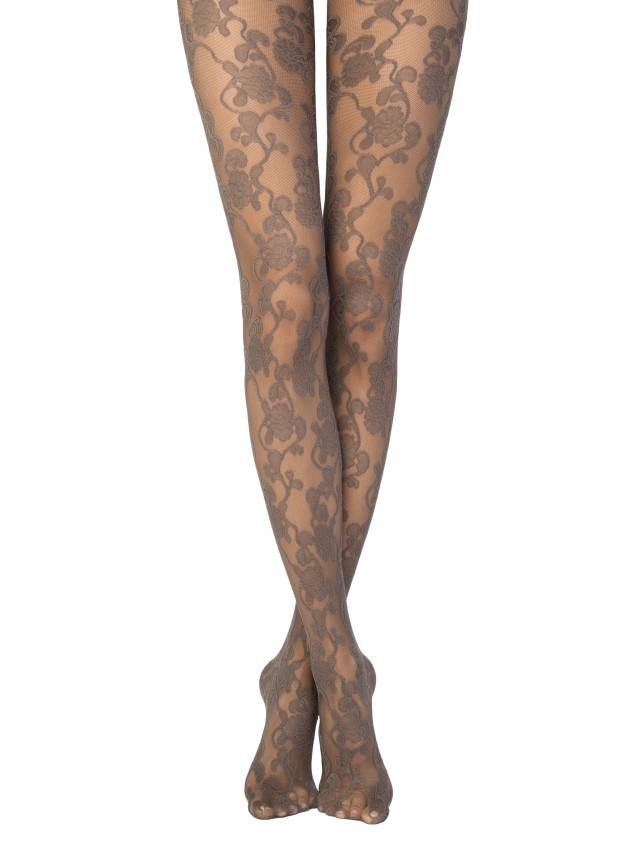Women's tights CONTE ELEGANT KELLY, s.2, grafit - 1
