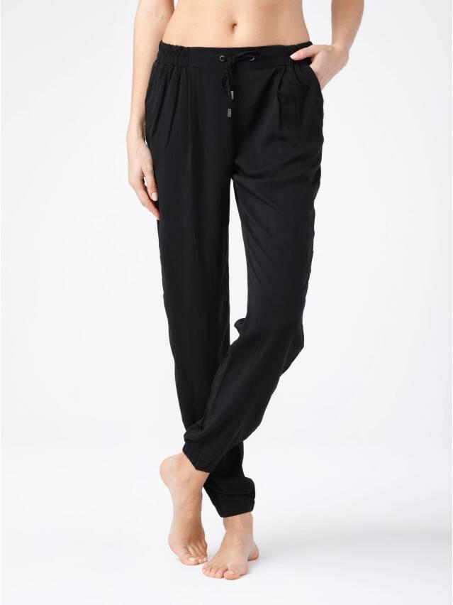 Women's trousers CONTE ELEGANT FORLI, s.164-64-92, black - 1