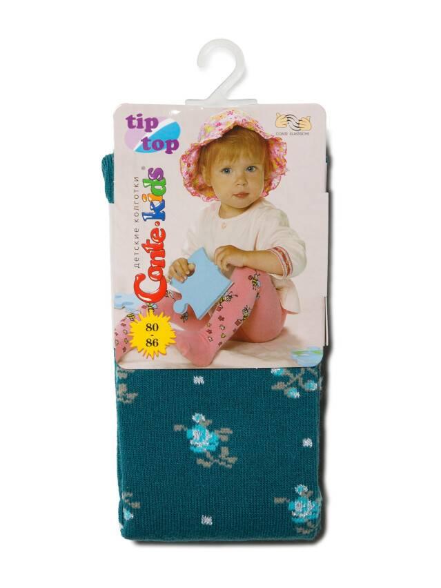 Children's tights CONTE-KIDS TIP-TOP, s.80-86 (14),258 dark turquoise - 2
