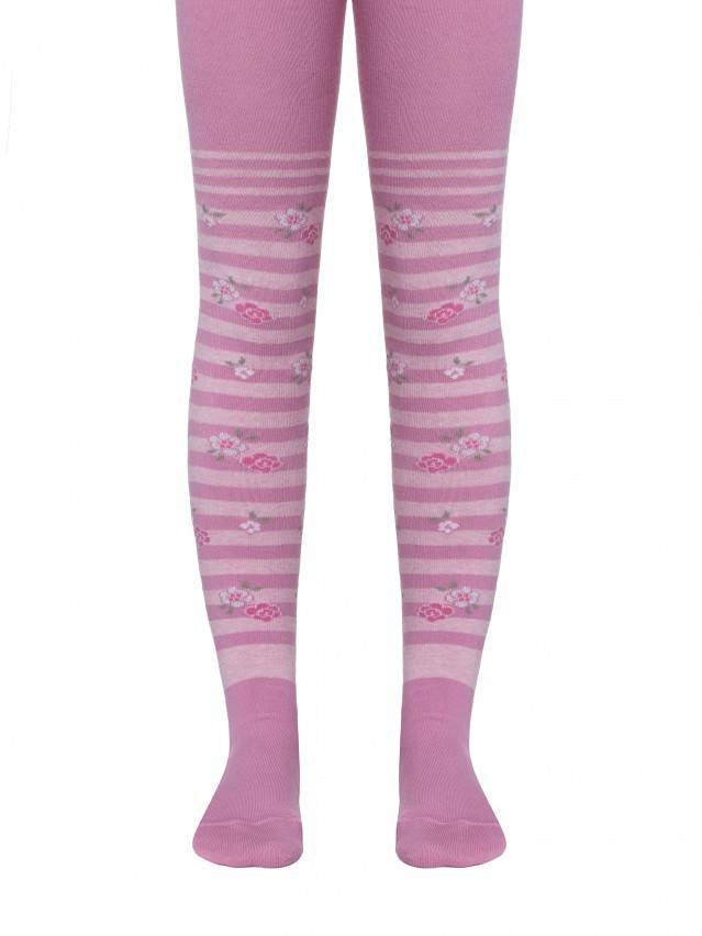 Children's tights CONTE-KIDS TIP-TOP, s.116-122 (18),409 mallow - 1