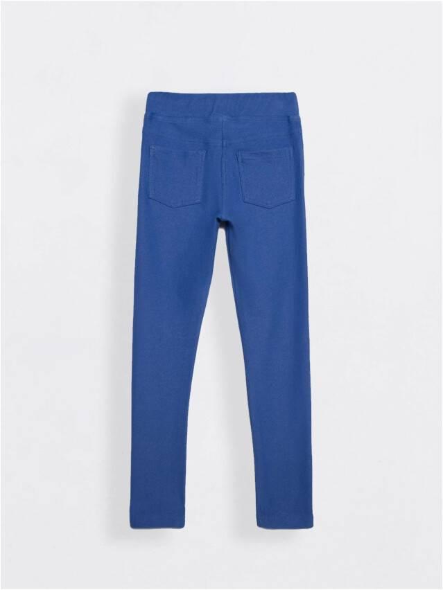Leggings for girls CONTE ELEGANT ALBA, s.122,128-64, blue - 2