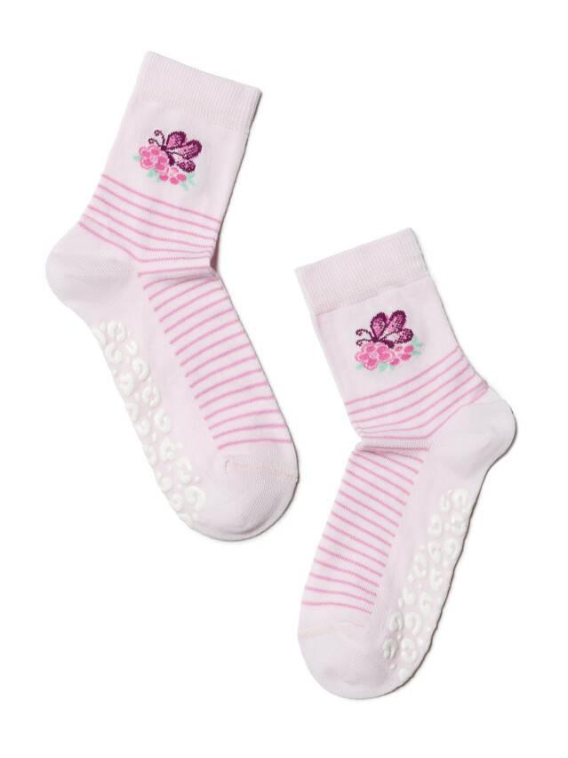 Children's socks CONTE-KIDS TIP-TOP, s.16, 160 light pink - 1