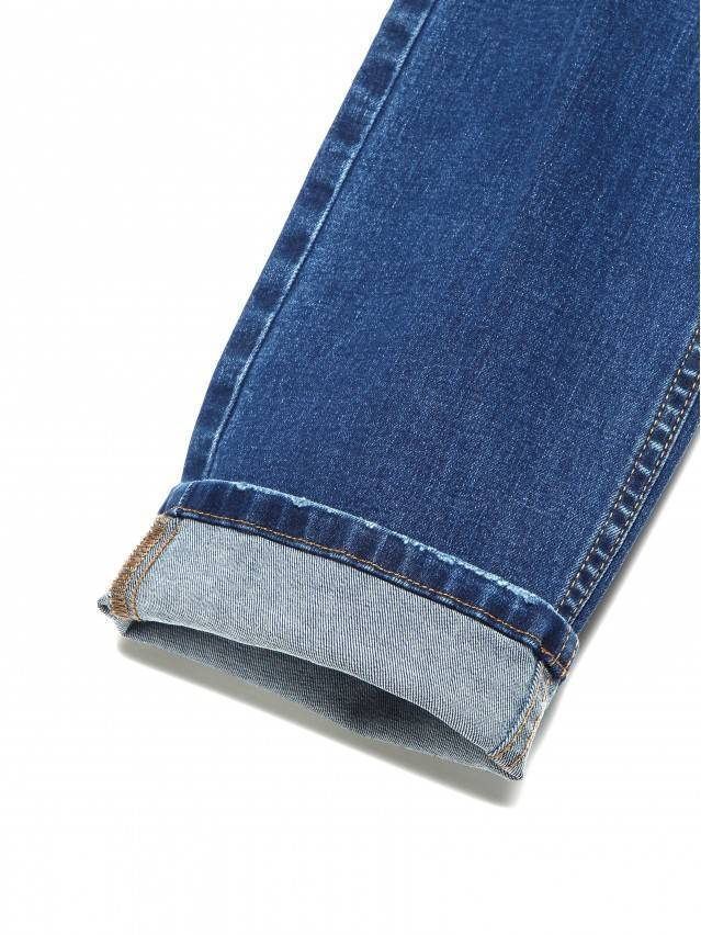 Denim trousers CONTE ELEGANT CON-152, s.164-98, authentic blue - 8