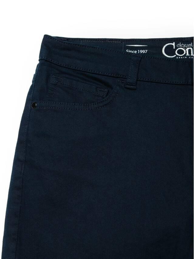 Denim trousers CONTE ELEGANT CON-139B, s.170-102, dark navy - 6