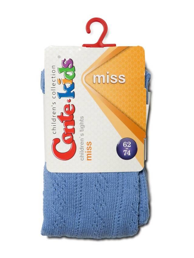 Children's tights CONTE-KIDS MISS, s.62-74 (12),266 blue - 2