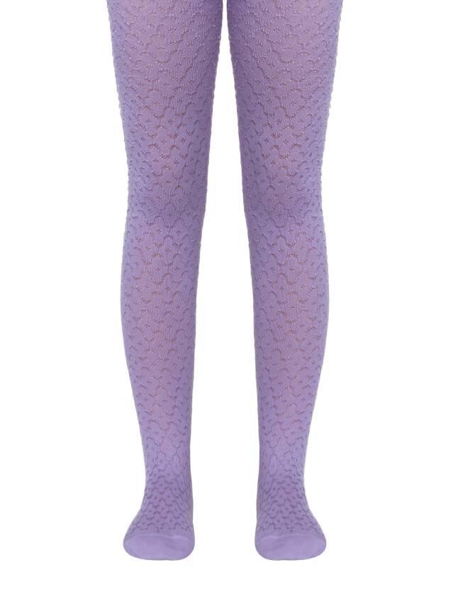 Children's tights CONTE-KIDS BRAVO, s.104-110 (16),371 lilac - 1